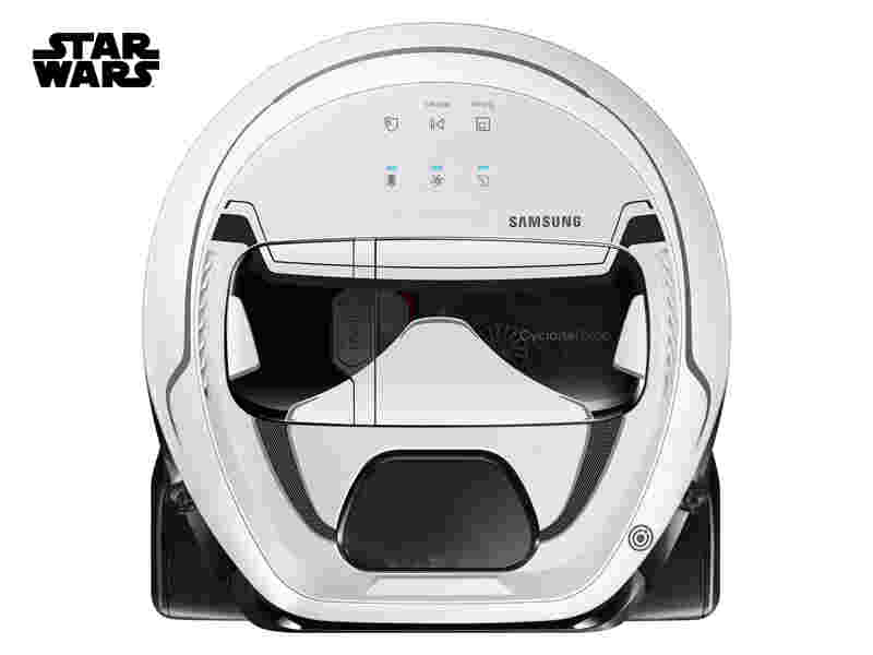 POWERbot Star Wars™ Limited Edition – Stormtrooper™