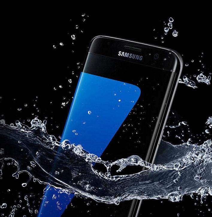 Samsung Galaxy S7 Waterproof Phone