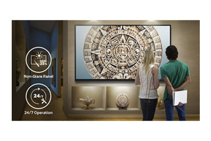 "100 Zoll Monitor 98"" Samsung TV"