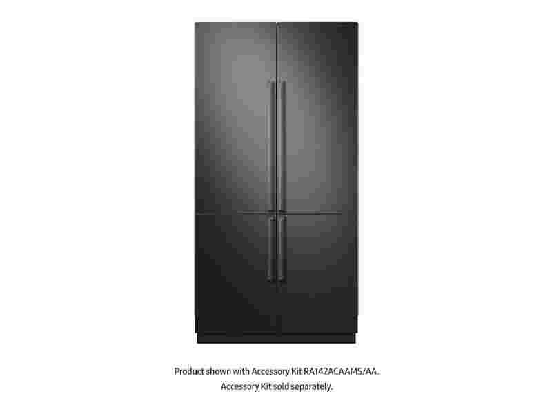 24 Cu Ft Capacity 4 Door French Door Panel Ready 42