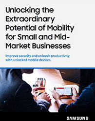 unlocked smartphones for small and medium business