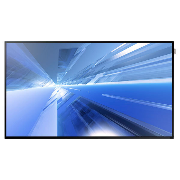 dm55e dm e series 55 slim direct lit led display samsung business