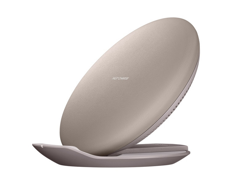samsung wireless charger. fast charge wireless charging convertible, tan samsung charger r