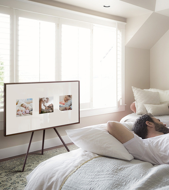 Samsung The Frame TV: Display Art, 4K UHD Resolution | Samsung US