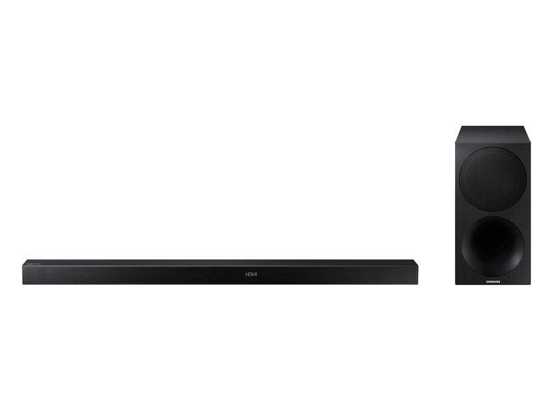 340w 3 1ch soundbar w wireless subwoofer home theater hw m550 za rh samsung com Samsung Surround Sound Setup Samsung Surround Sound Manuals HW-E450