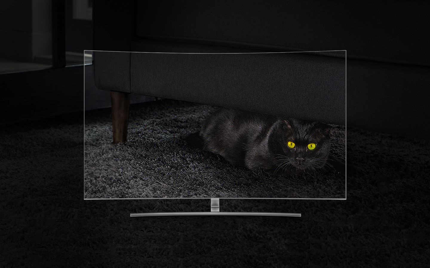Samsung QLED TV with Quantum Dots: Features & Accessories ...