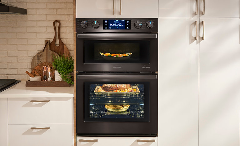 Microwave Combination Wall Oven Brings Beauty To Any Kitchen Modern Design