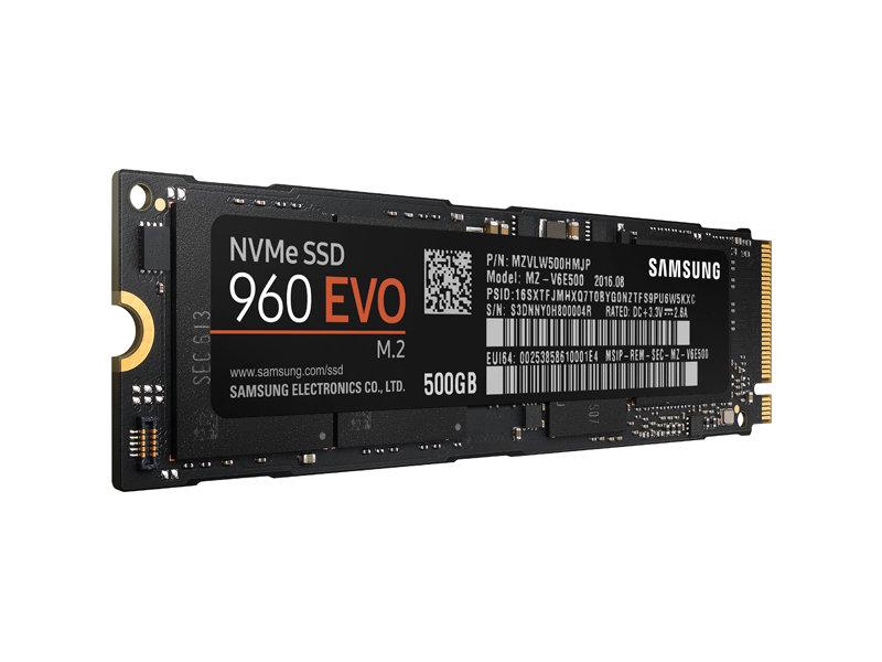 ổ cứng ssd Samsung 960 EVO