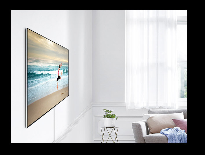 Buy Samsung 65 Inch Class Qled 4k Smart Led Television