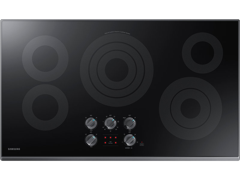 electric cooktop.  Electric 36u201d Electric Cooktop Throughout N