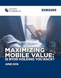 maximizing mobile value