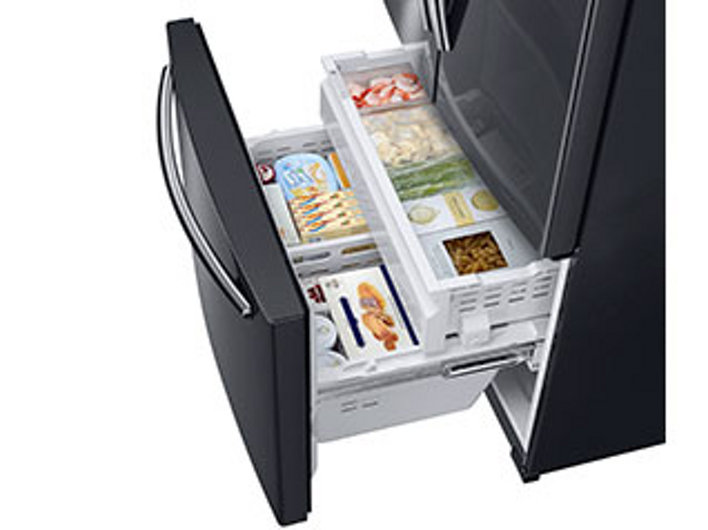 Auto Pull Out Freezer Drawer