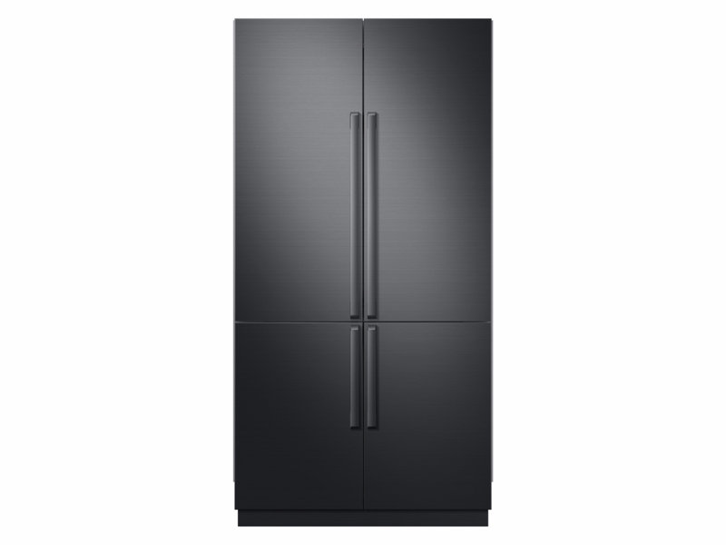 Fingerprint Resistant Black Matte Stainless Accessory Kit For 42u201d Built In  Refrigerator