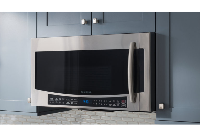 Samsung Over The Range Microwaves
