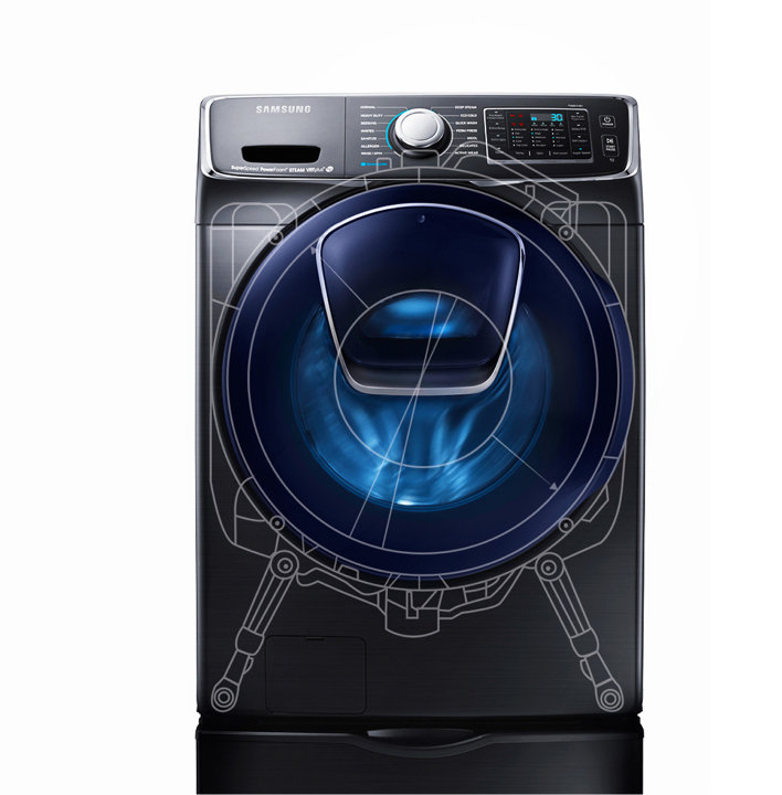 Samsung Home Appliances Usa Samsung Electric Dryer 7 4 Cu