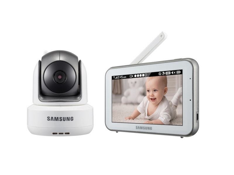 brightview baby video monitoring system sew 3043w samsung us rh samsung com samsung baby monitor setup samsung baby monitor sew 3041w manual