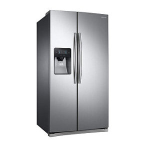 side by side refrigerators official samsung support