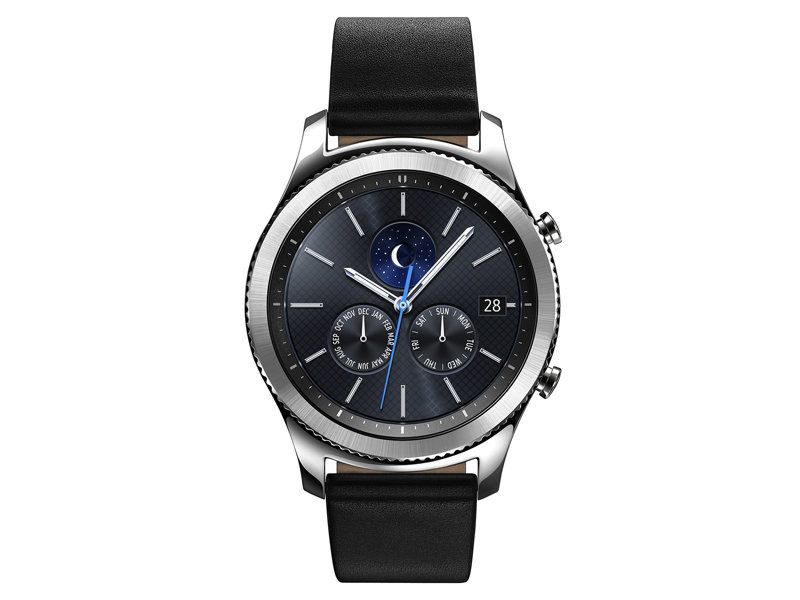Buy a Samsung Gear S3 classic (5/13 - 5/26 only!) Reg. $349.99. Plus receive a $75 Samsung.com Reward eCertificate. Plus free shipping!