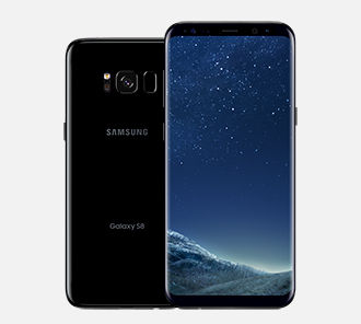 Galaxy S8 64GB (T-Mobile) Midnight Black Phones - SM ...