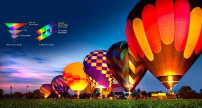 Enjoy More Vivid and Breathtaking Color
