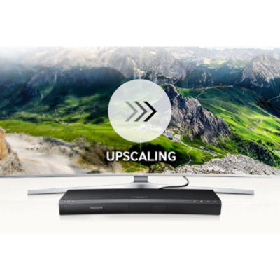 Bring Your TV to Life with UHD Upscaling