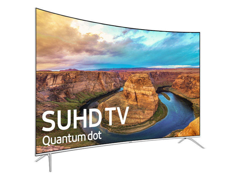 49 Flat Suhd Tv Ks8090