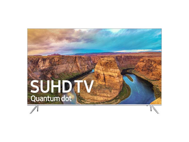 55 Flat Suhd Tv Ks8090