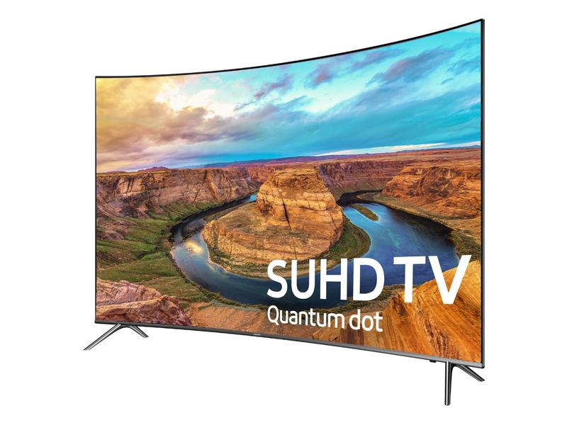 "55"" Class KS850D 8-Series Curved 4K SUHD TV (2016 Model"