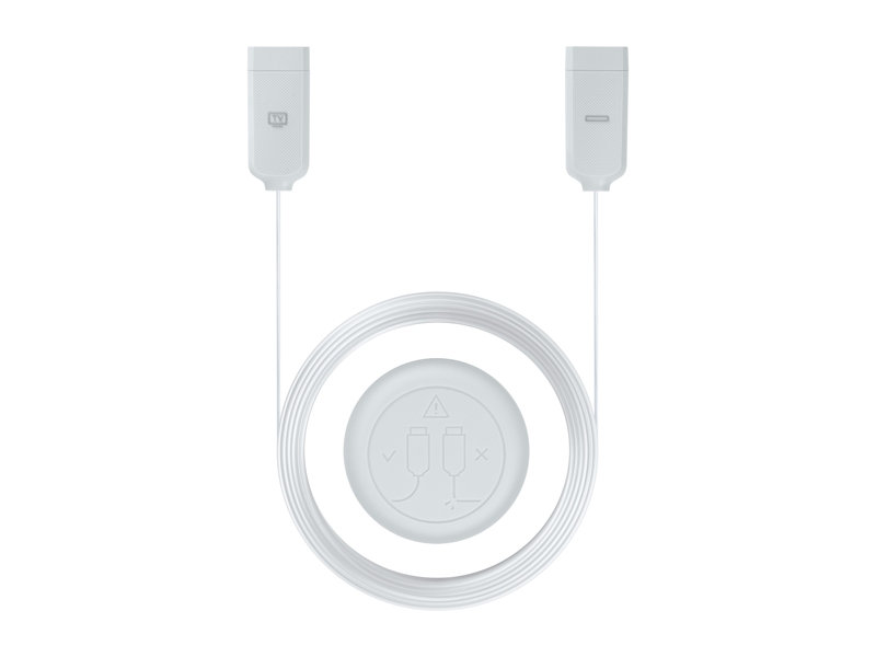 samsung tv one connect cable. 15m invisible connection™ cable for qled \u0026 the frame tvs samsung tv one connect
