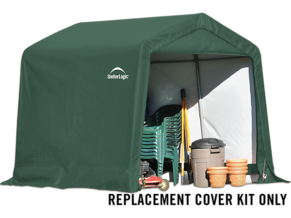 Replacement Cover Kit For The Shed In A Box 174 8 X 8 X 7 Ft