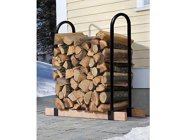 Firewood Rack Adjustable Bracket Kit