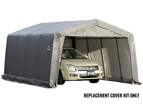 Replacement Cover Kit For The Garage In A Box 174 12 X 16 X 8 Ft