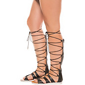 1cbcbab9347 Women s Sam-19 Lace-Up Gladiator Sandal. Shiekh