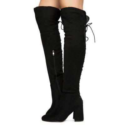Women's Belmont-020K Thigh High Boots
