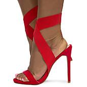 93b29f1984d Women s Jesse-379 Elastic Ankle Band Heels