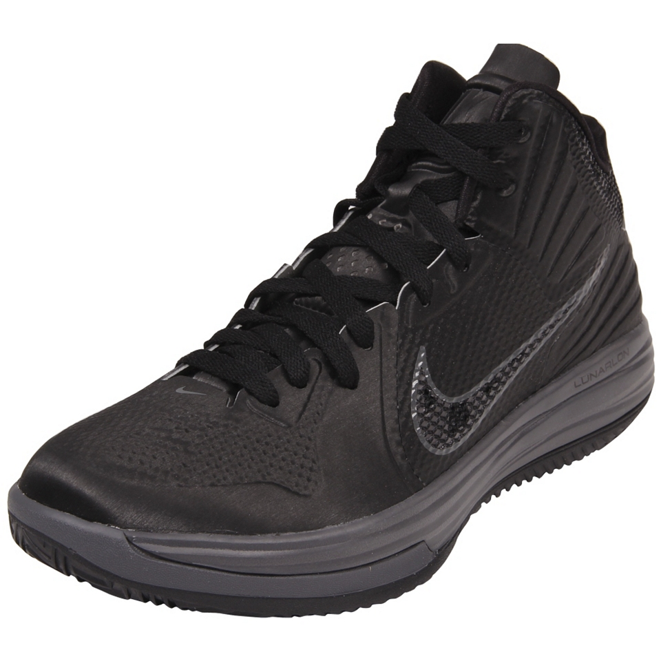 buy online 3a502 1e02a Nike Lunar Hypergamer 469756 004 Basketball Shoes