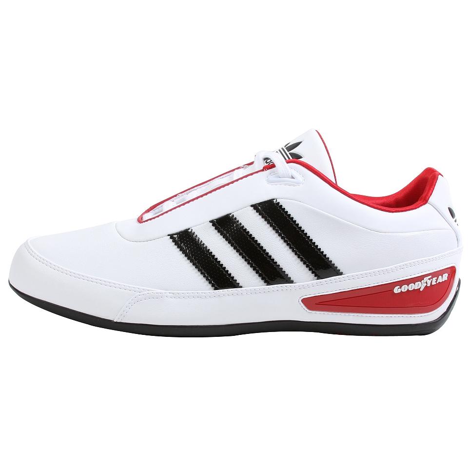 watch d1472 c4cb0 adidas Goodyear Racer G01812 Driving Shoes