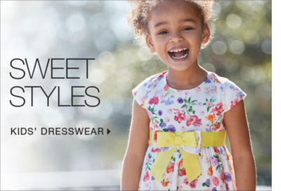 Kids Dresswear