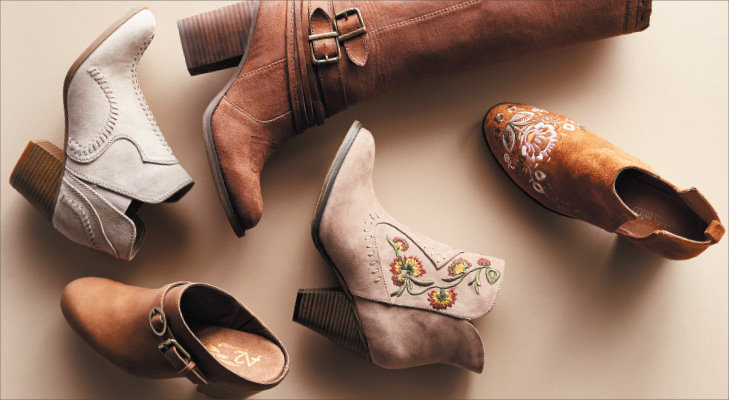 Urban Cowgirl Boots & Booties