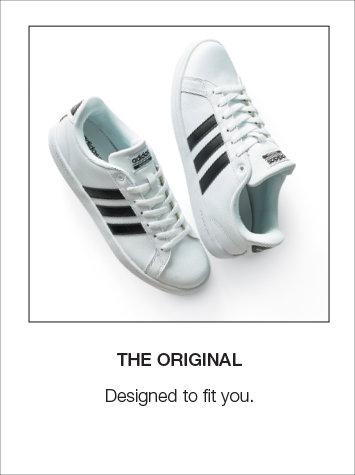 The original Adidas designed to fit you