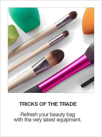 Refresh your beauty bag with the latest equipment