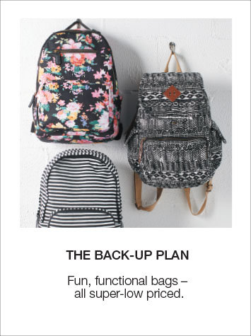 The Back-up plan, Shop Clearance