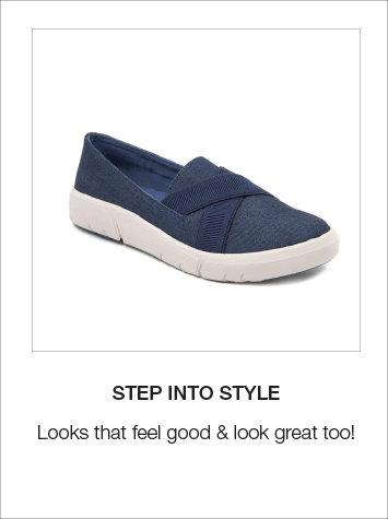 Looks that feel good & look great, women's comfort