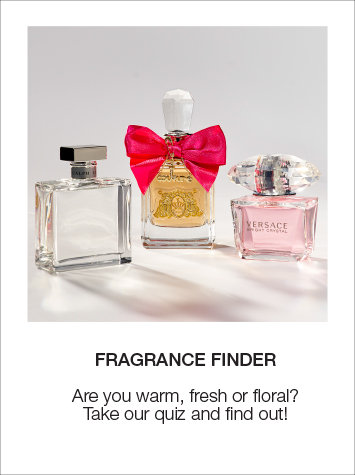 Take the Fragrance Quiz Now