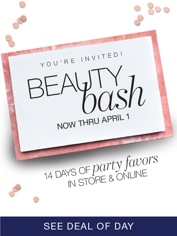 Beauty Bash: 14 Days of Party Favors
