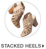 Look 3 Stacked Heels