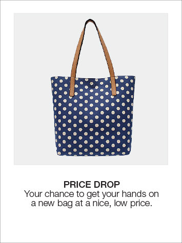 Clearance Handbags & Wallets