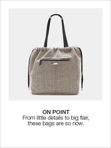 Trendy Handbags & Wallets