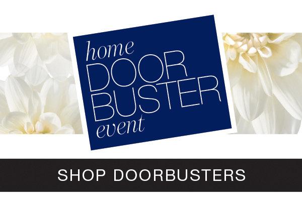 home doorbusters