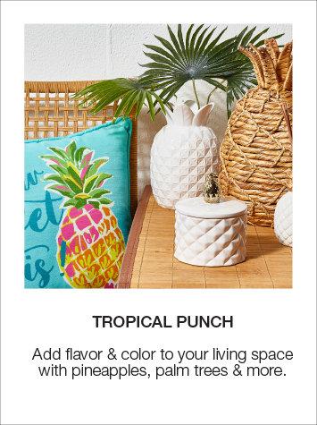 Shop Tropical Decor